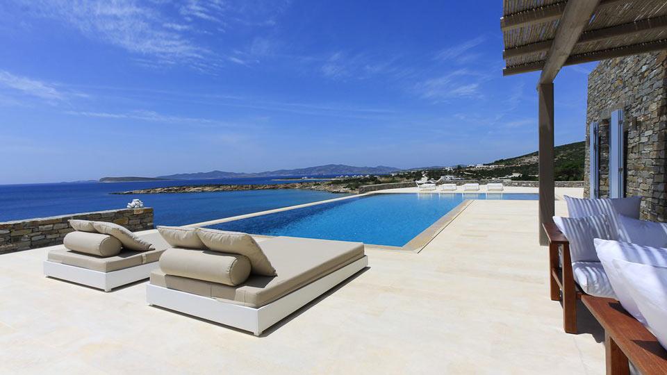 Villa Avec Piscine Santorin