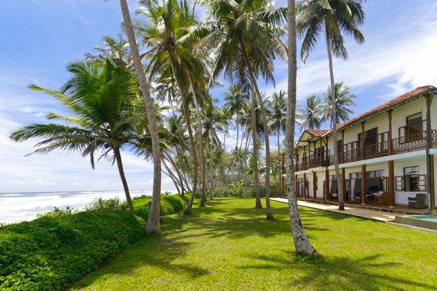 Affitto de ville aSri Lanka