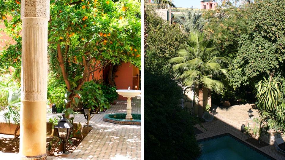 VillaNovo - Riad Marrakech 1043 - Garden