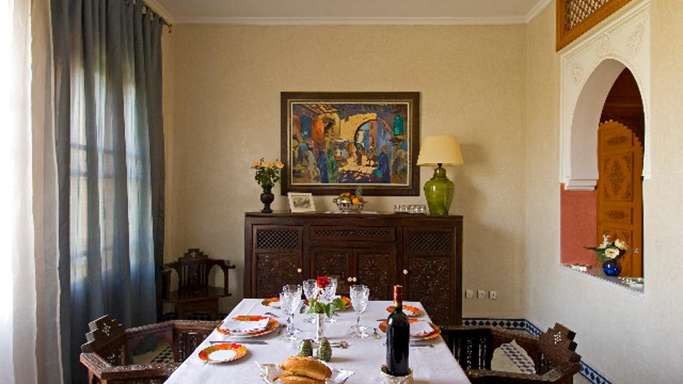 VillaNovo - Villa Marrakech 1194 - Salle à manger