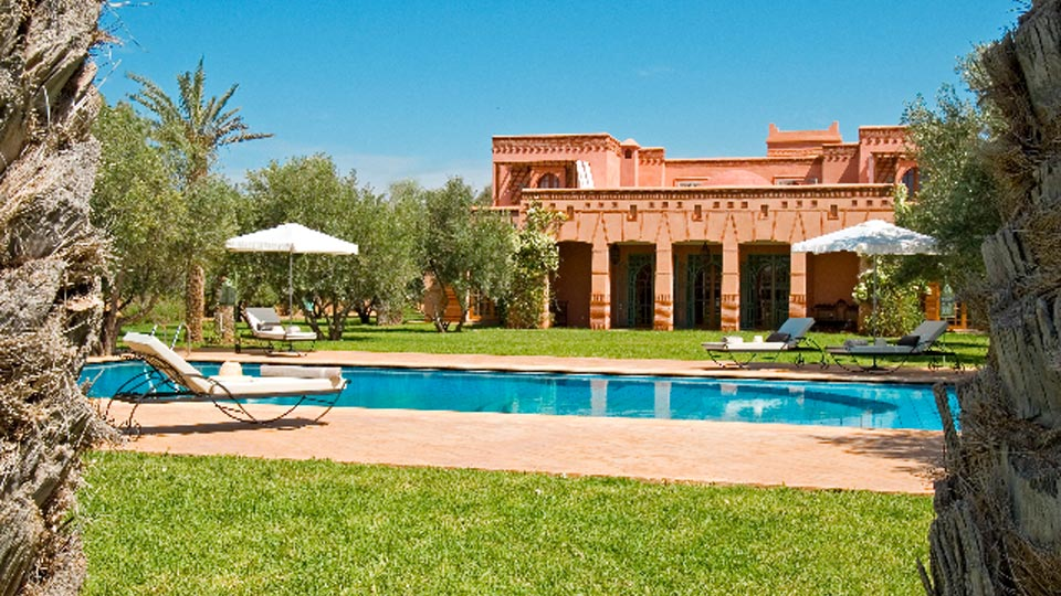 VillaNovo - Villa Marrakech 1194 - Piscine