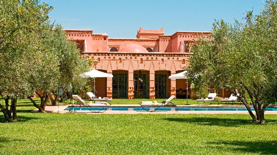 VillaNovo - Villa Marrakech 1194 - Jardin