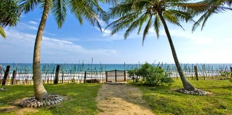 Villa Villa Ocean's Edge, Rental in Tangalle