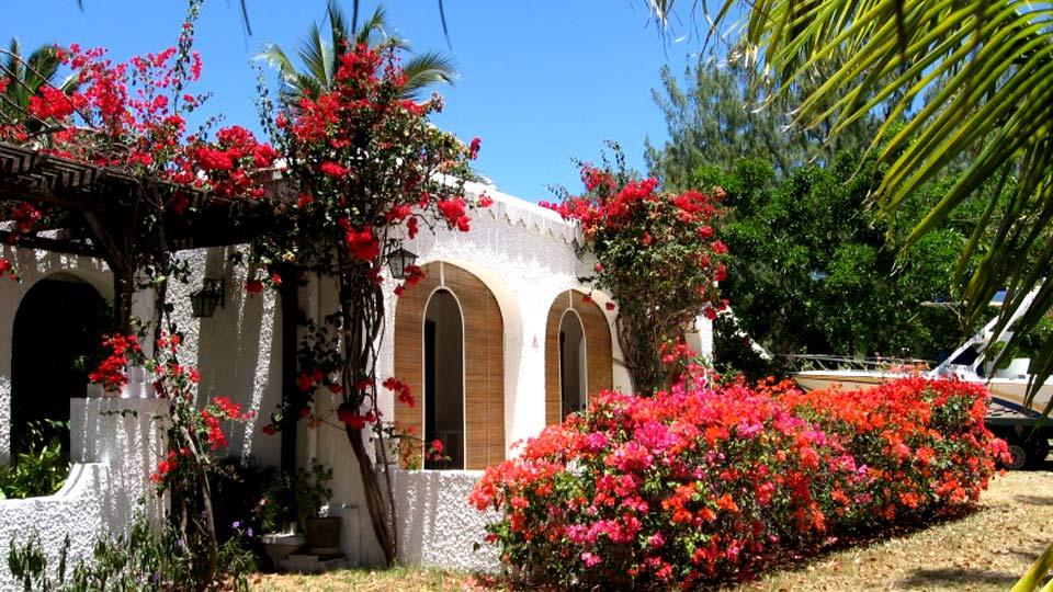 Photos de la villa villa bougainvilliers ile maurice for Salon de jardin ile de france