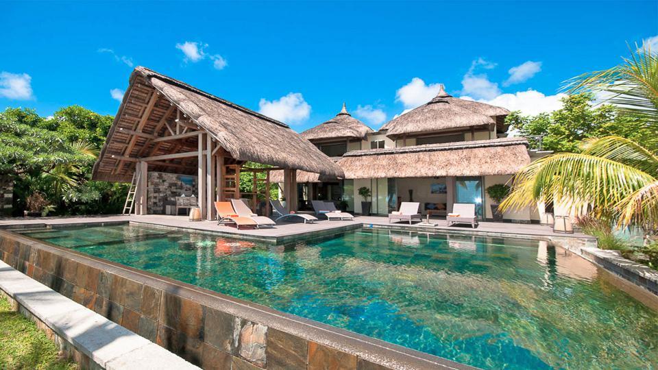 Villa Heaven  Mauritius East  Belle Mare   Villas Maurice