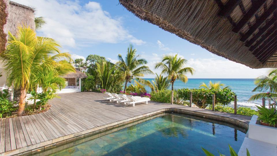 Villa Coloniale  Mauritius North  Pointe Aux Canonniers