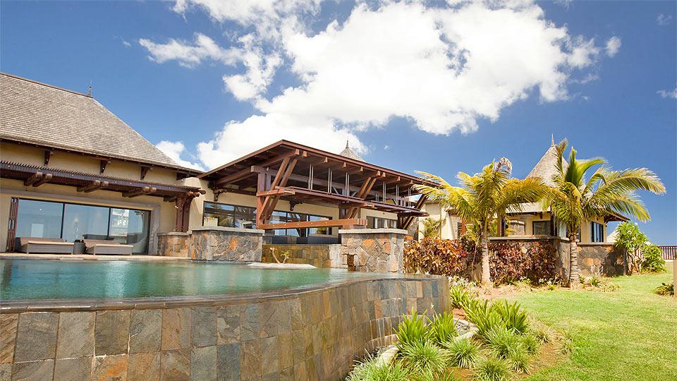 Villa Villa Thalie, Location à Ile Maurice Sud Ouest