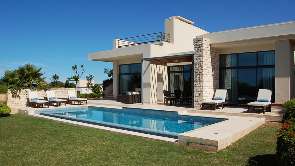 Villa tanger villa louer essaouira mogador golf - Location villa piscine essaouira ...