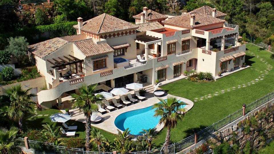 Location de villa en andalousie louez une villa de luxe en andalousie villanovo - Casa plus malaga ...
