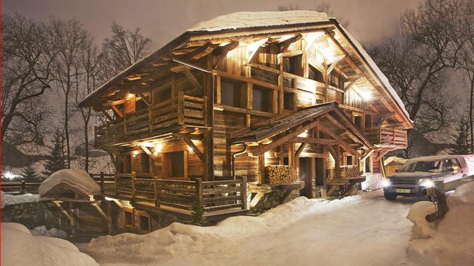 Chalet carina villa louer alpes du nord meg ve villanovo for Chalet de jardin de luxe