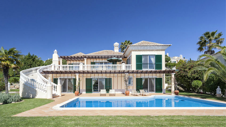 Villa Ammolite Villa Rental In Algarve Vale Do Lobo