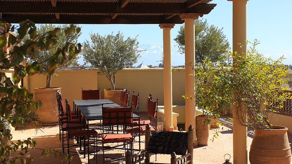 Photos de la villa le jardin djahane marrakech villanovo for Jardin villa maroc
