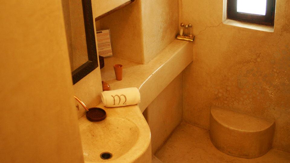 VillaNovo - Riad Mabrouka - Bathroom
