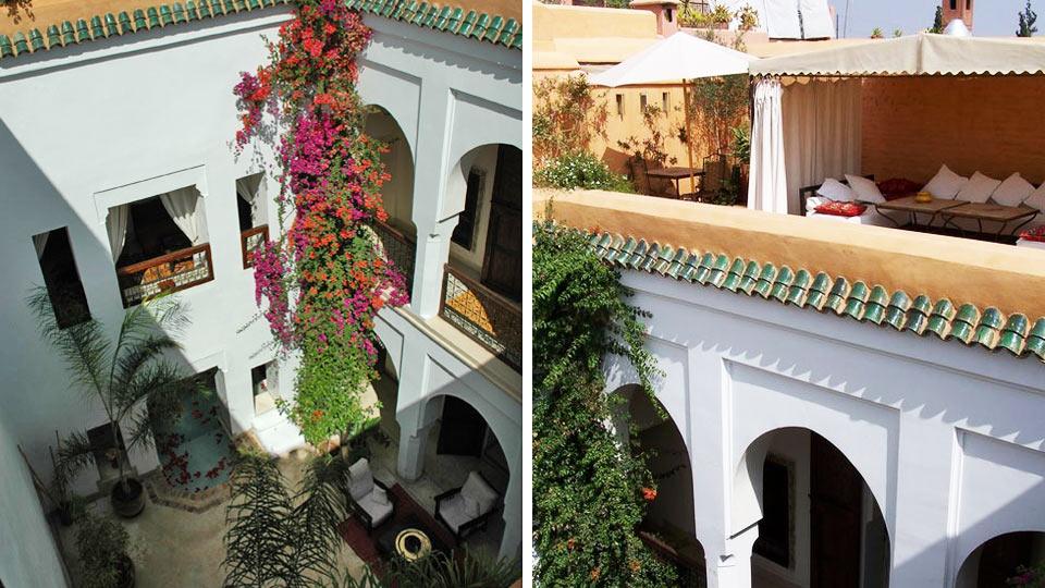 VillaNovo - Riad Mabrouka - Terrace