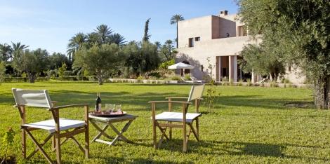 Villa El Zagilda, Rental in Marrakech