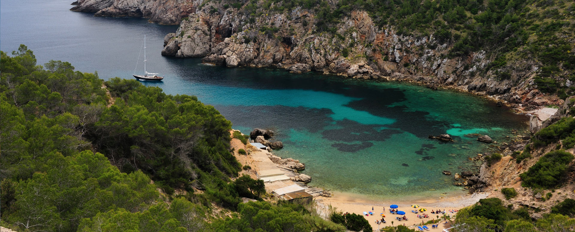 The most attractive beaches on the South Coast of Ibiza (1) - Ibiza