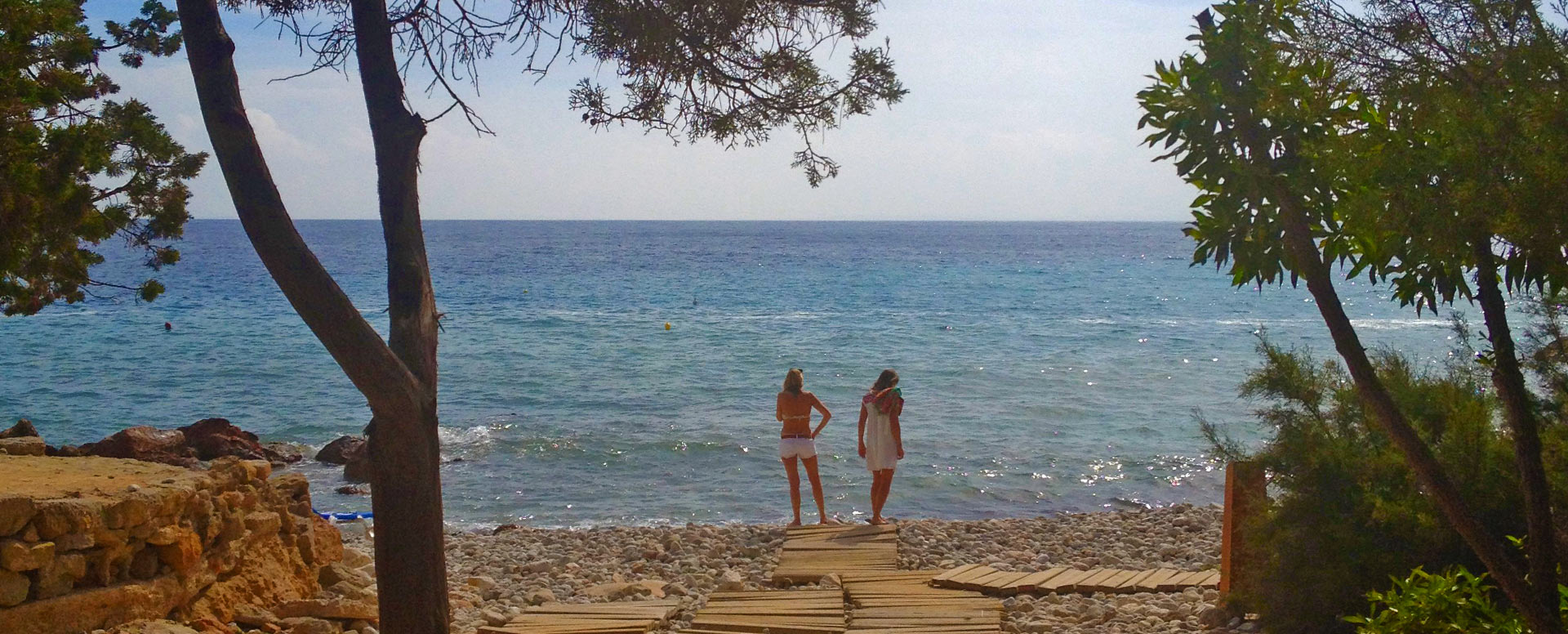 The beaches of Ibiza - West coast (1) - Ibiza