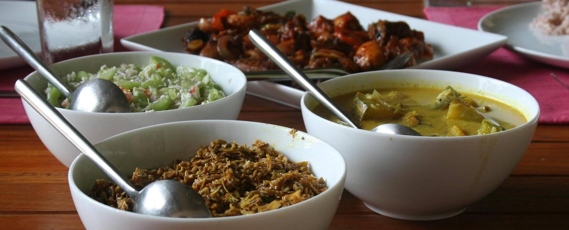 La gastronomie au Sri Lanka - Sri Lanka