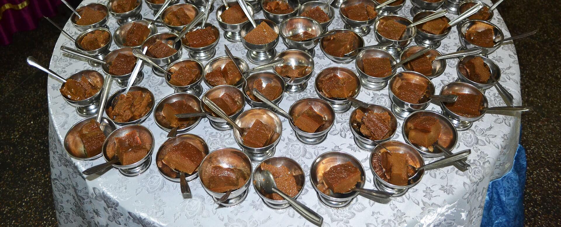 Des desserts au parfum exotique - Sri Lanka