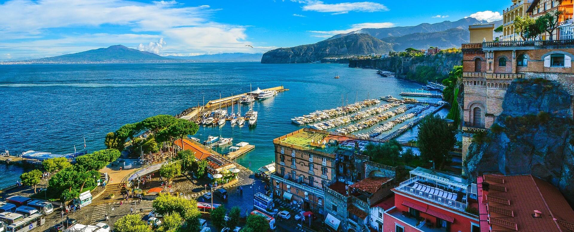 Activités à faire sur la côte amalfitaine - Côte Amalfitaine