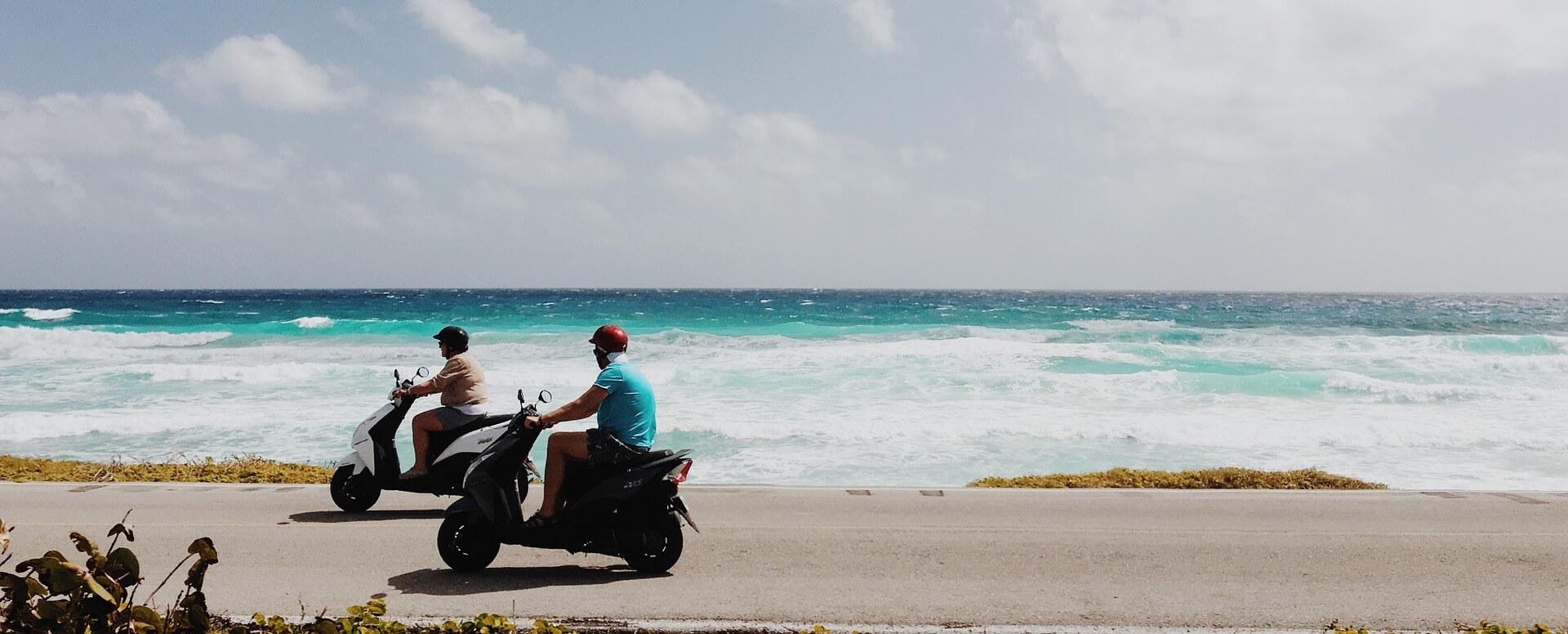 Visiter Ibiza en scooter - Ibiza