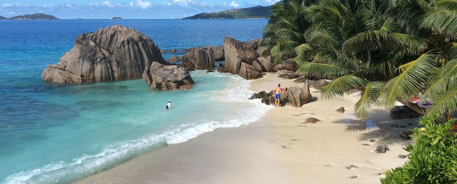 Une vie simple et décontractée - Seychelles