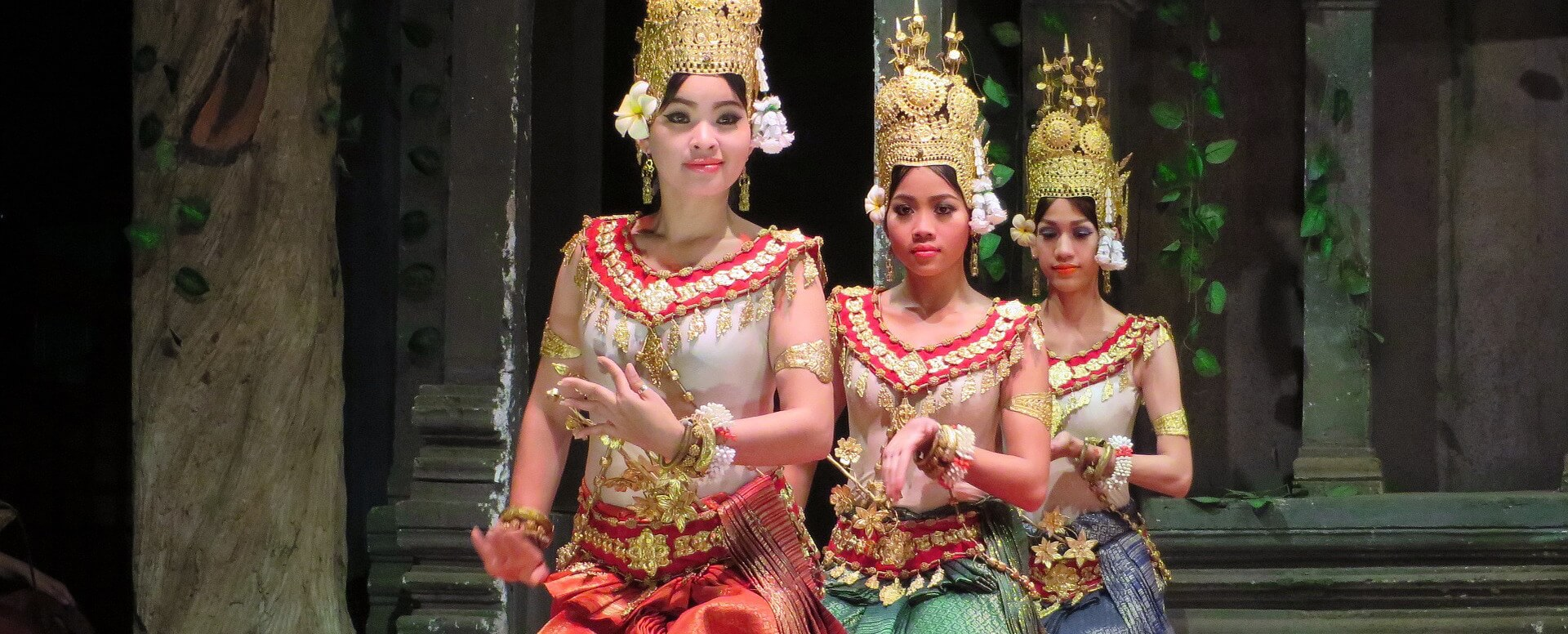 Spectacle de danse - Cambodge