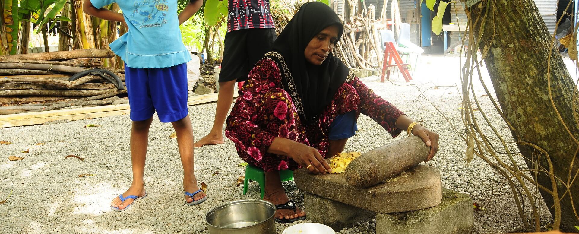 Le quotidien des Maldiviens - Maldives