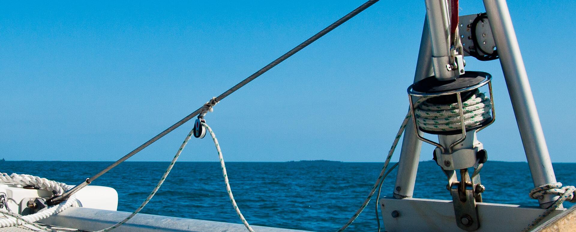 8. Faites une croisière sur un Catamaran - Île Maurice