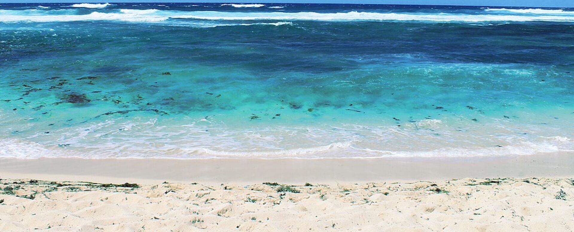Blue Bay Beach - Mauritius
