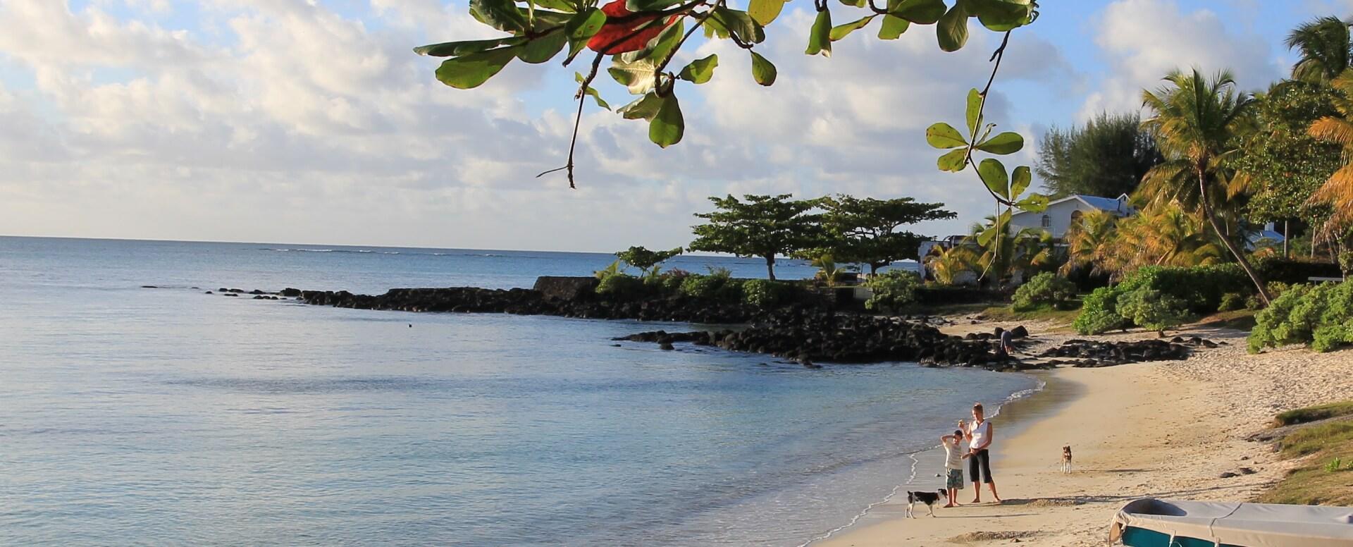 La création de l'île Maurice - Île Maurice