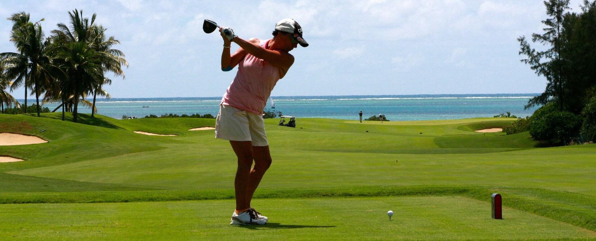 2. Golf - Île Maurice