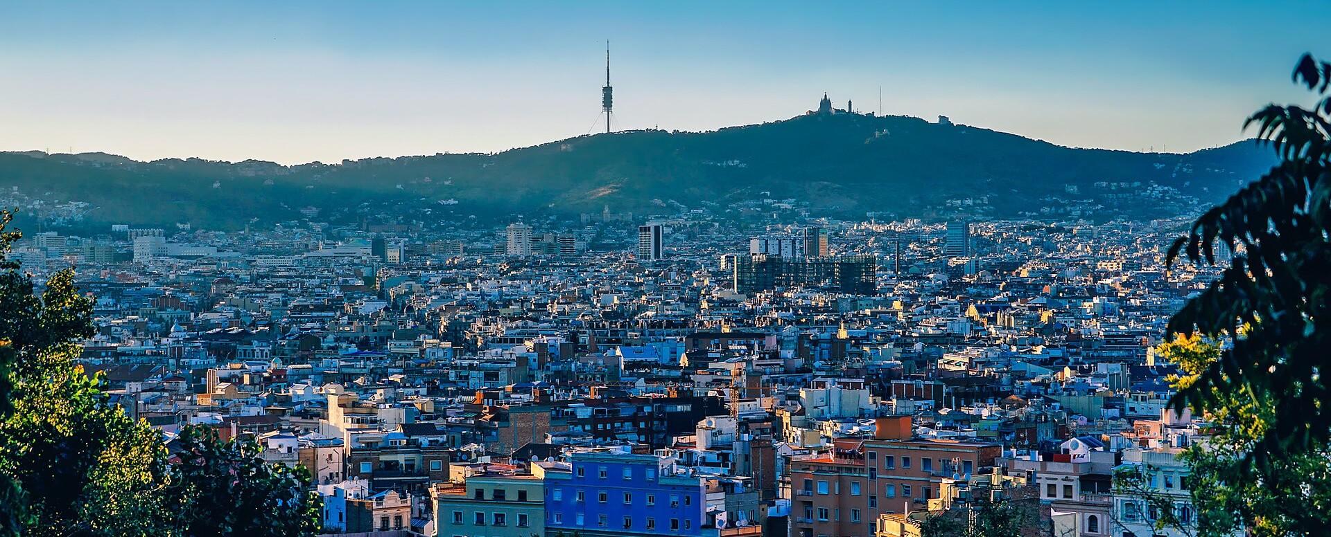8 - Grimper sur la colline de Montjuïc - Barcelone