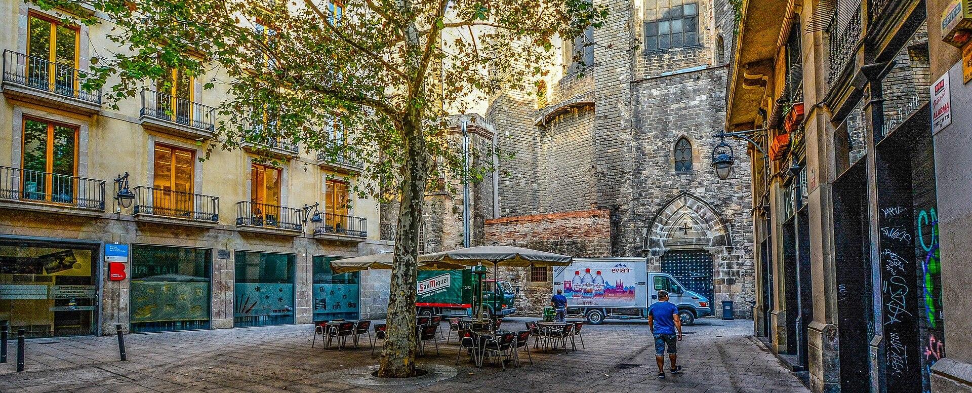 4 - Promenade dans le quartier gothique - Barcelone