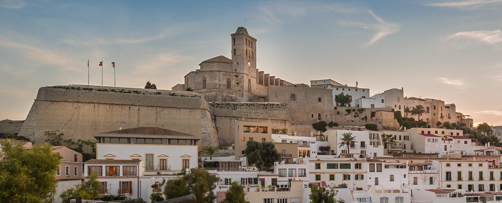 6 - Visit the Santo Domingo Church - Ibiza