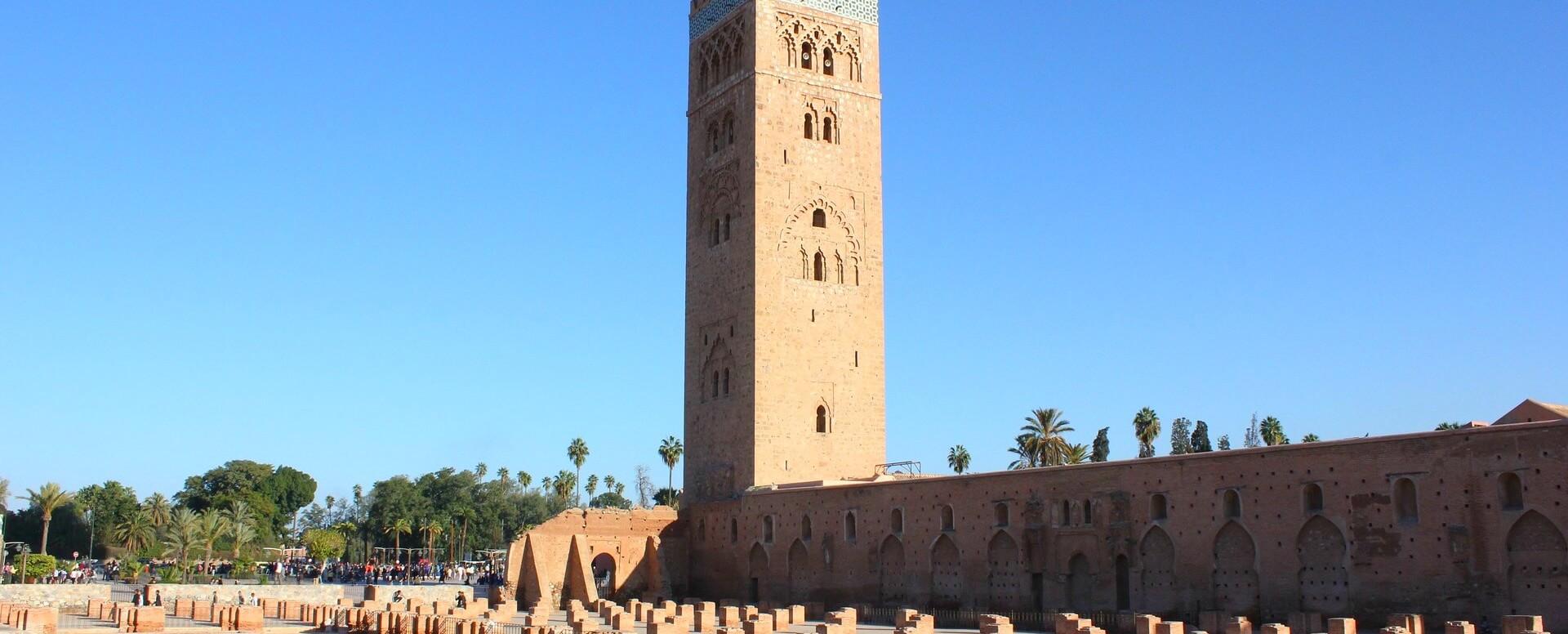 L'Histoire de Marrakech - Marrakech