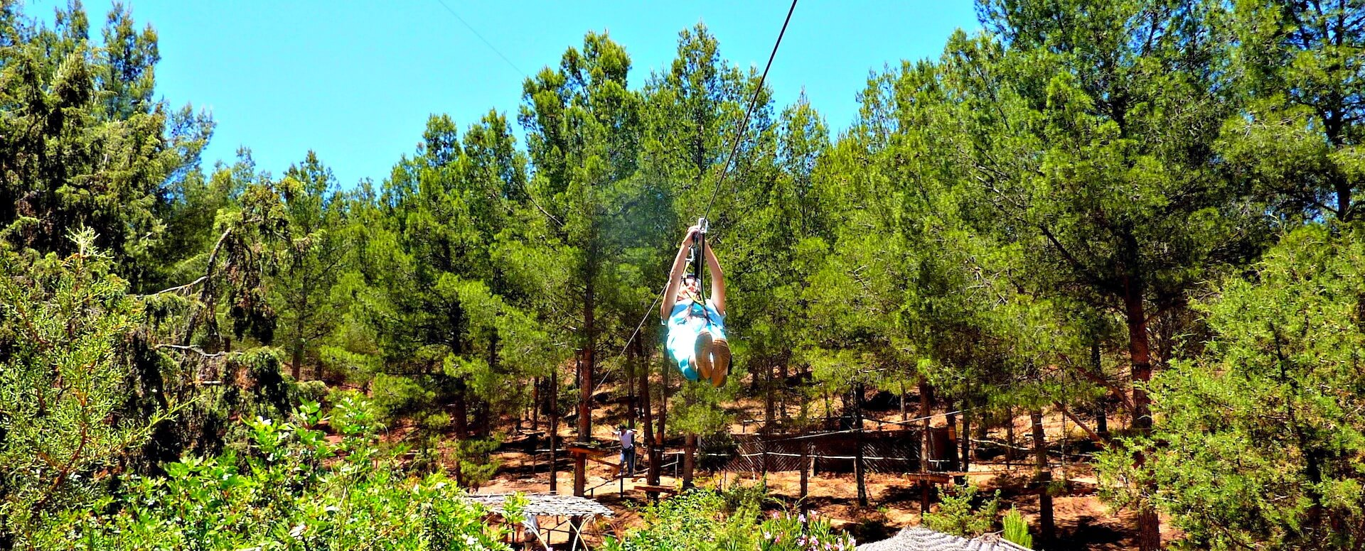 Adventure awaits in the trees - Marrakech
