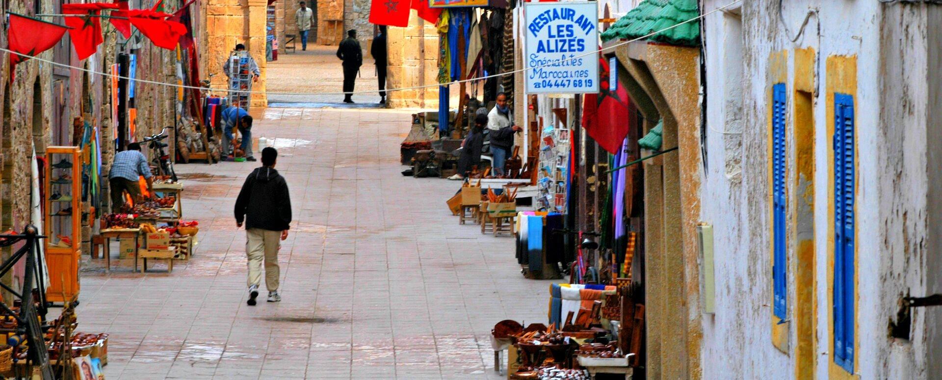 6. Perdez-vous dans un souk traditionnel - Essaouira