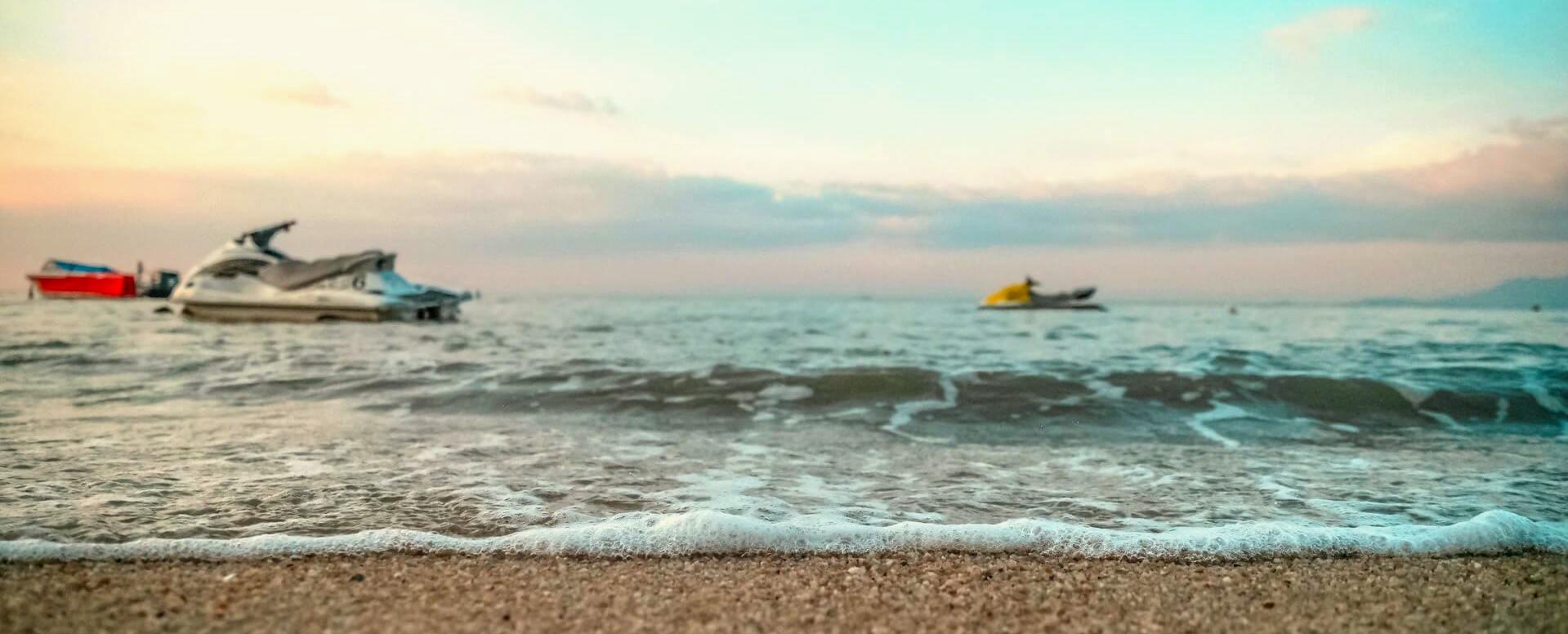 Jet-ski et adrénaline - Ibiza