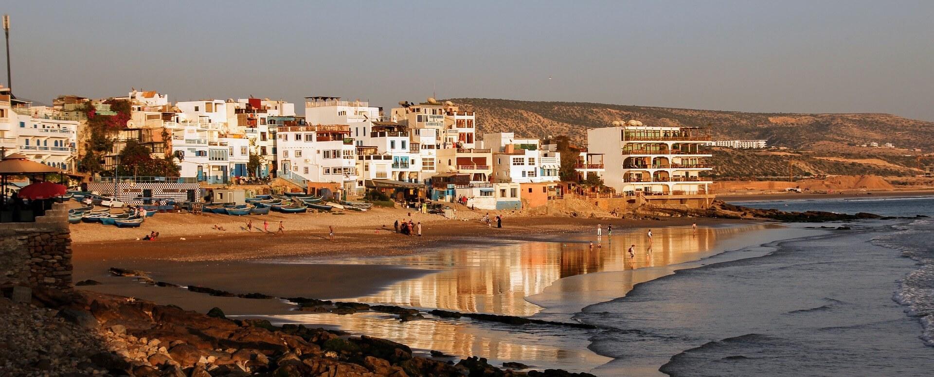 8. Découvrez la beauté du littoral - Maroc