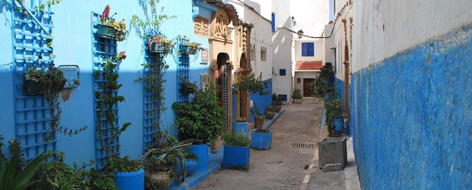 4. Petite balade dans la ville de Rabat - Maroc