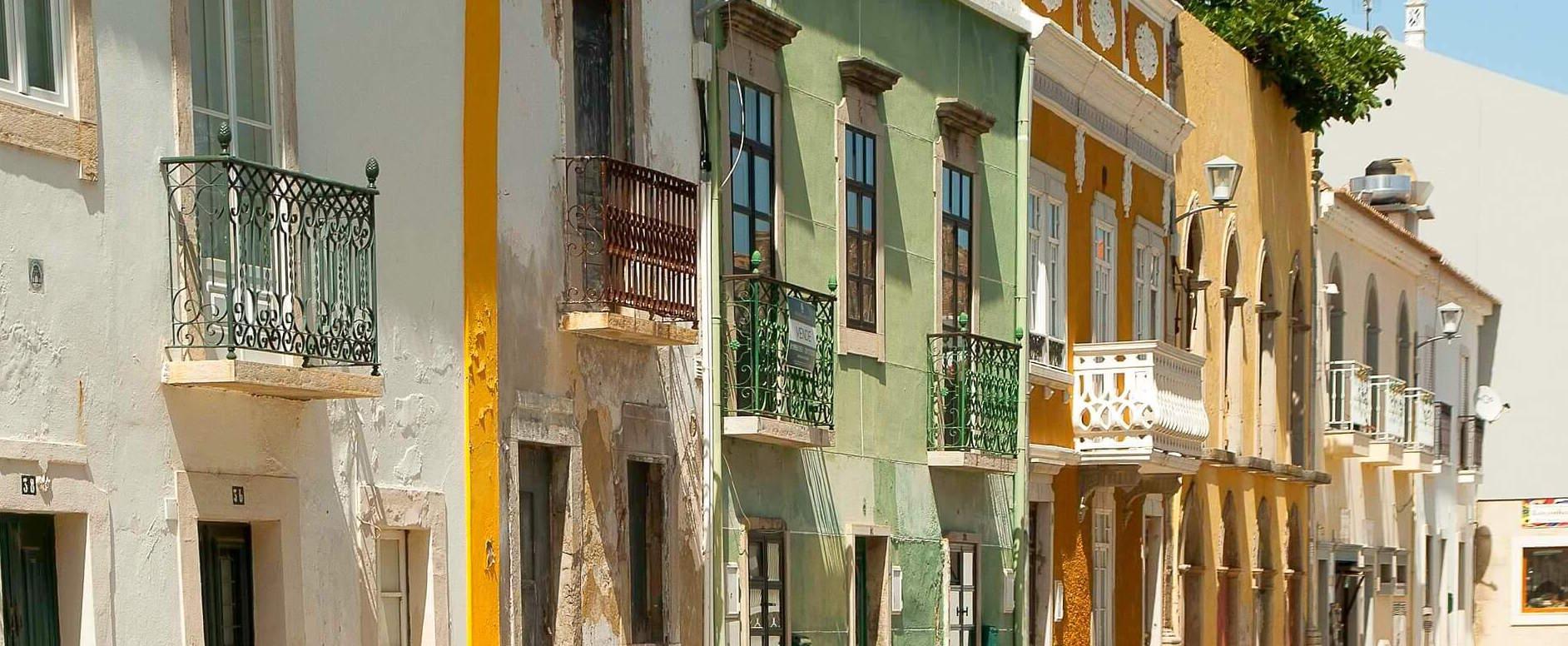 Visite de la ville de Lagos - Algarve