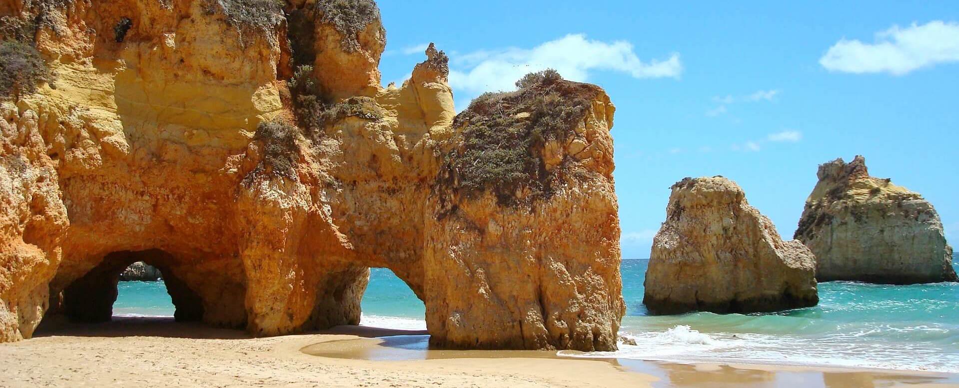 Places to visit in the Algarve - Algarve