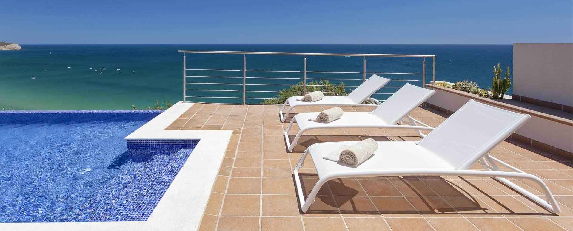 The experience of renting a luxury villa in the Algarve - Algarve