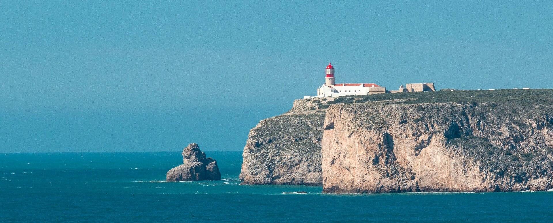 Le Cap Saint-Vincent - Portugal