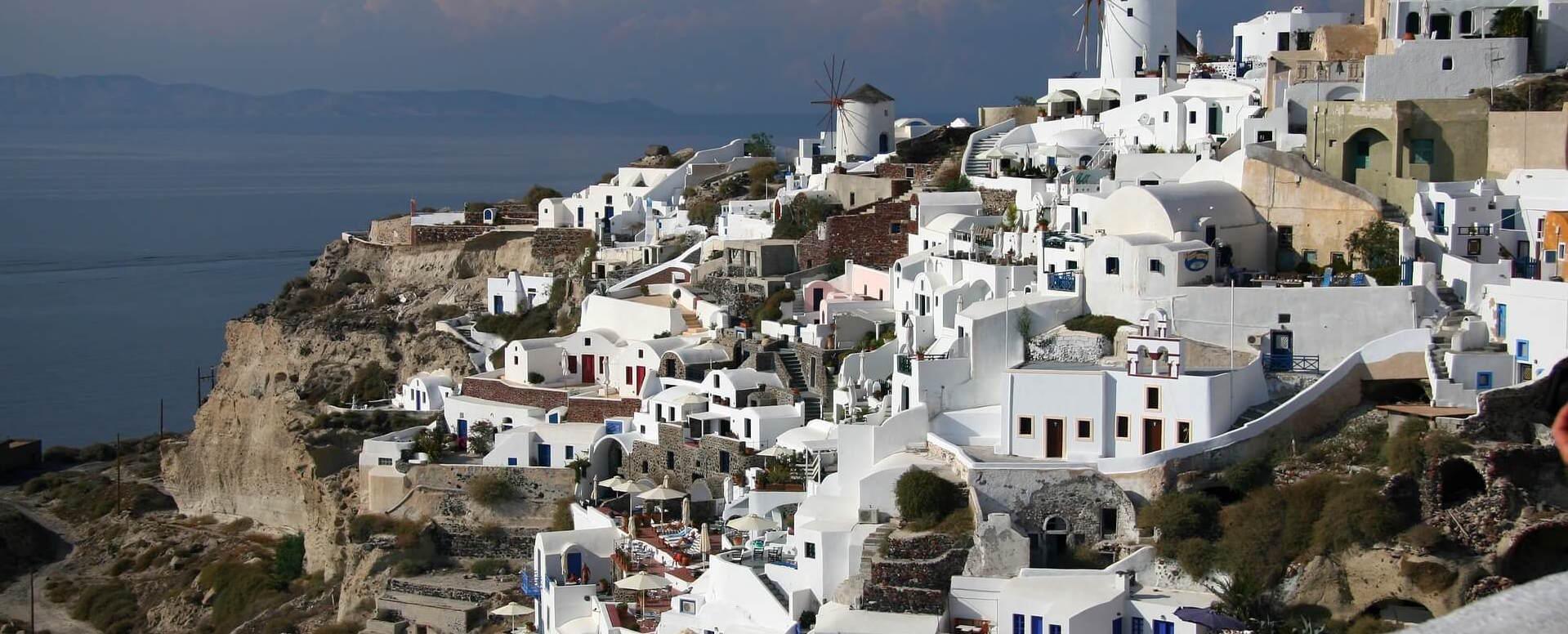Pourquoi les maisons des Cyclades sont blanches ? - Cyclades - Autres îles