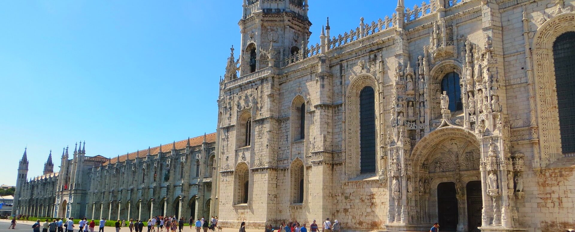 8. Jerónimos Monastery - Lisbon