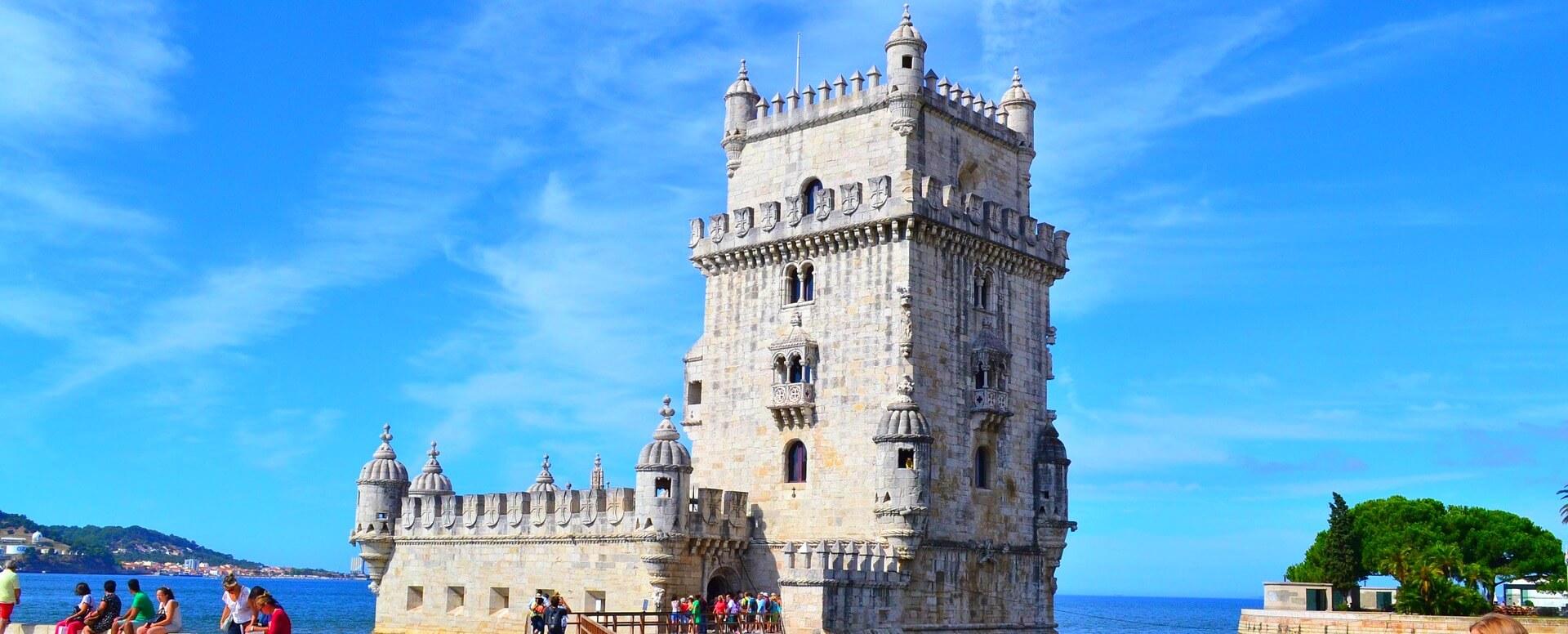 4. Torre de Belém - Lisbon