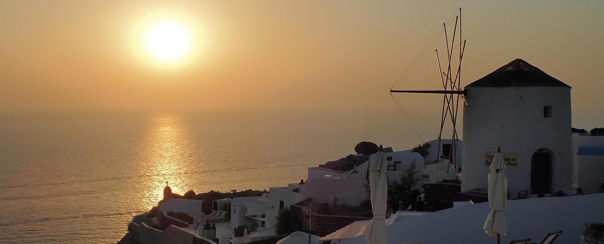 Temps et climat des Cyclades - Cyclades - Autres îles