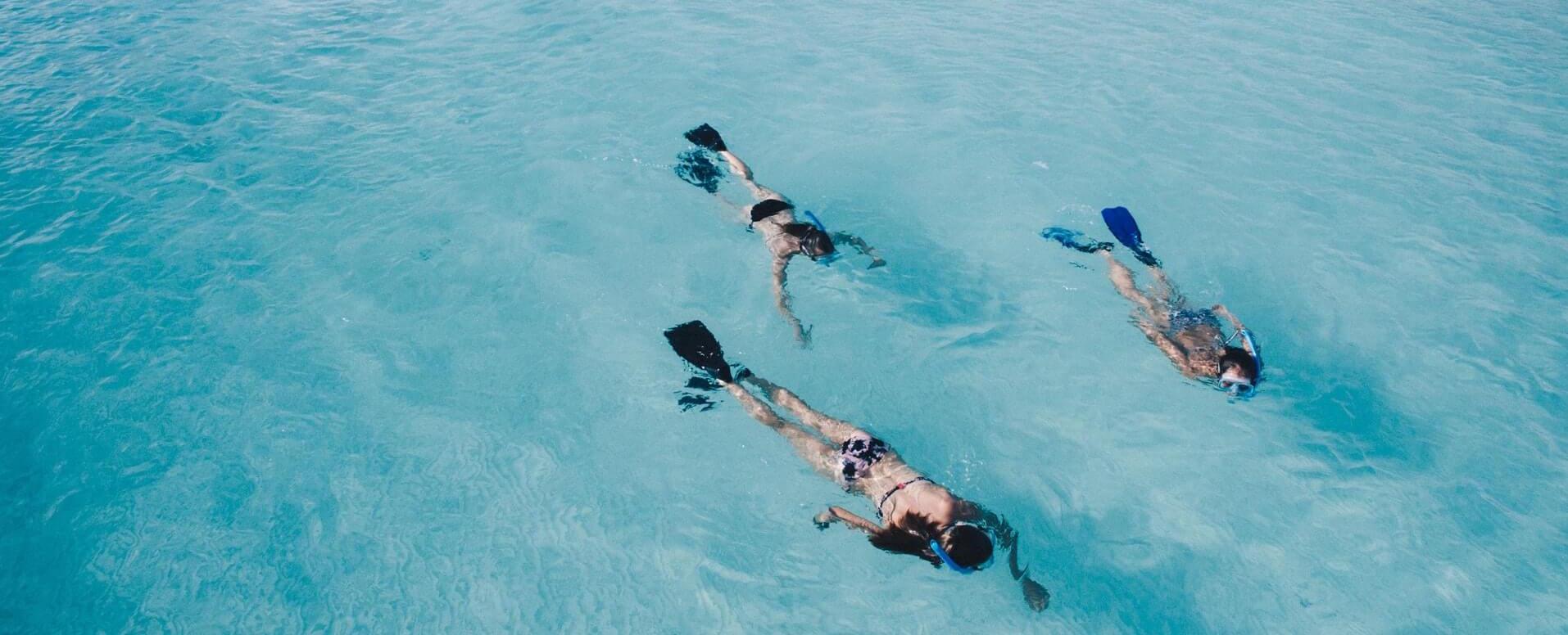 Faire de la plongée sous-marine - Cyclades - Mykonos
